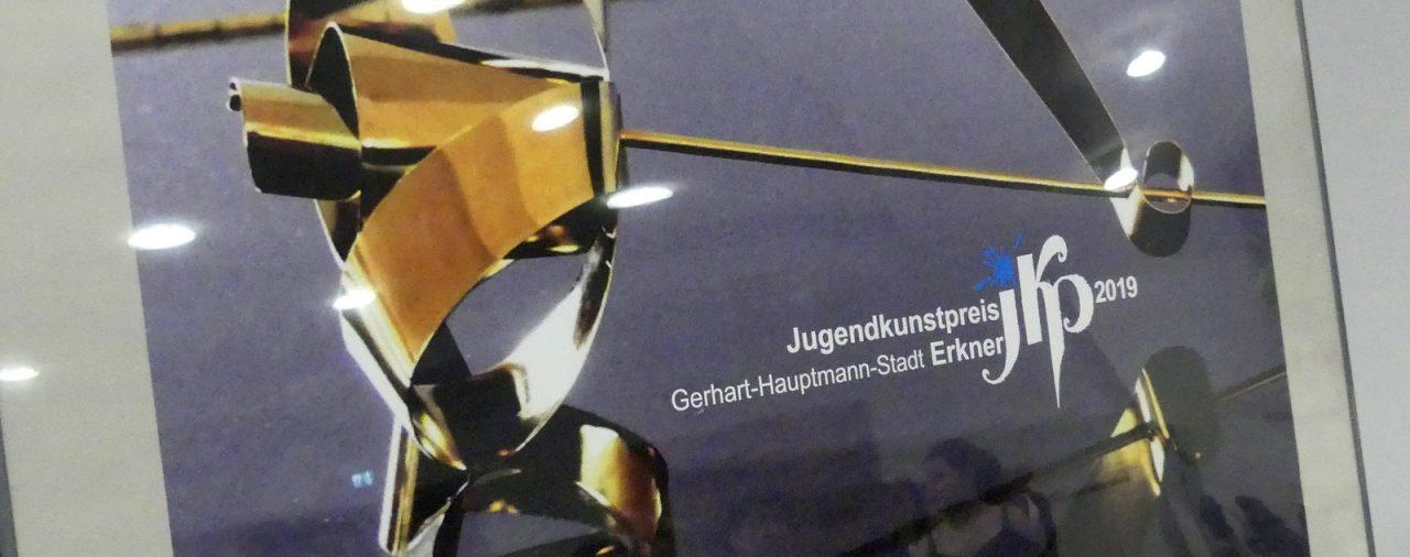 Jugendkunstpreis Erkner 2019 - Preisträger